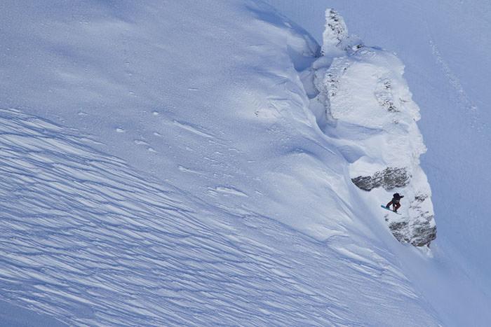 ben comber snowboard