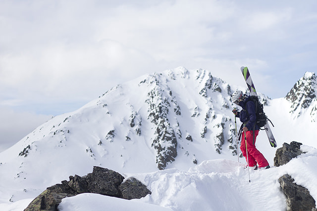 Alex Brooke - Mt. Olympus Ridgelines