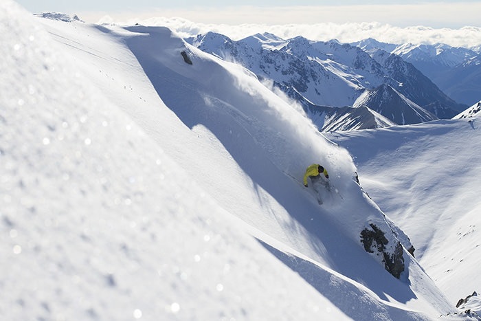 new zealand powder turns