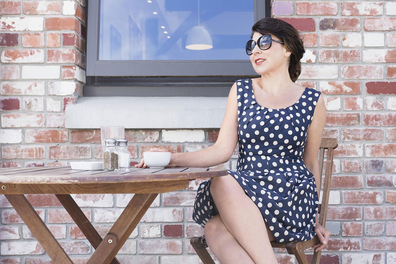 Katerina dress fashion image