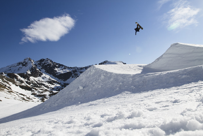 Alek Oestreng - Backside Rodeo, Remarkables