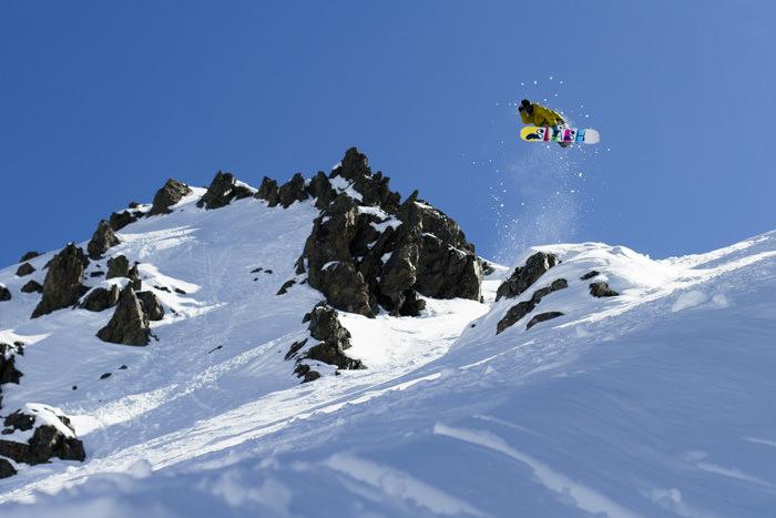 Will Jackways Snowboard Method
