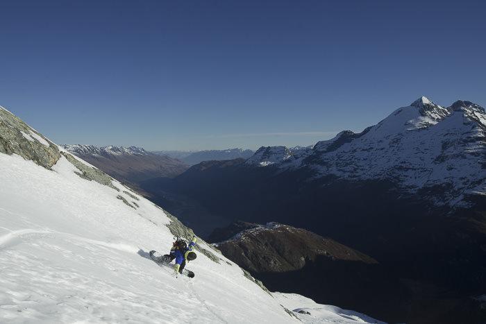 henry ww snowboarding
