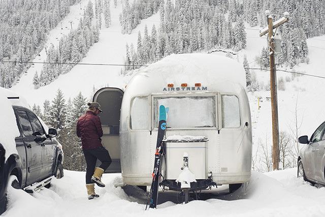 Taos Airtstream
