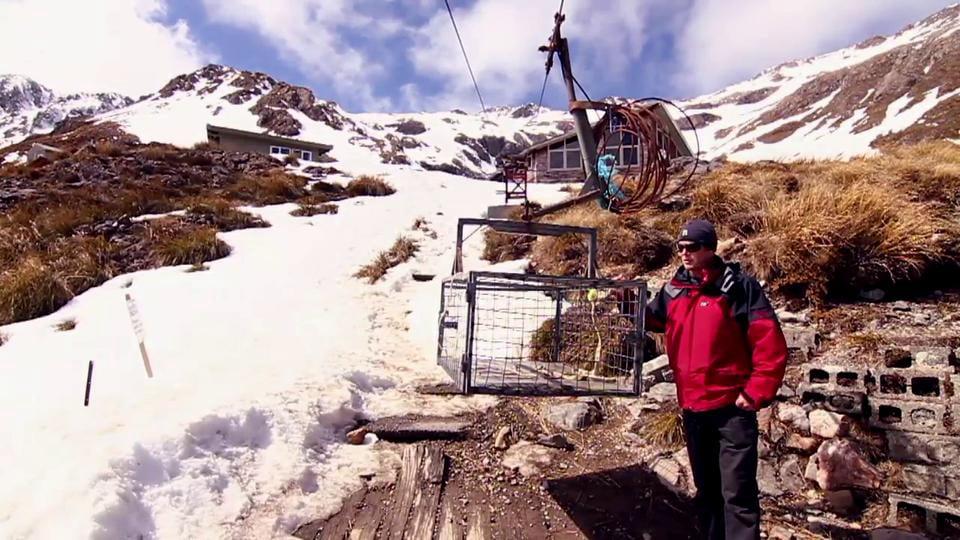 new zealand ski field