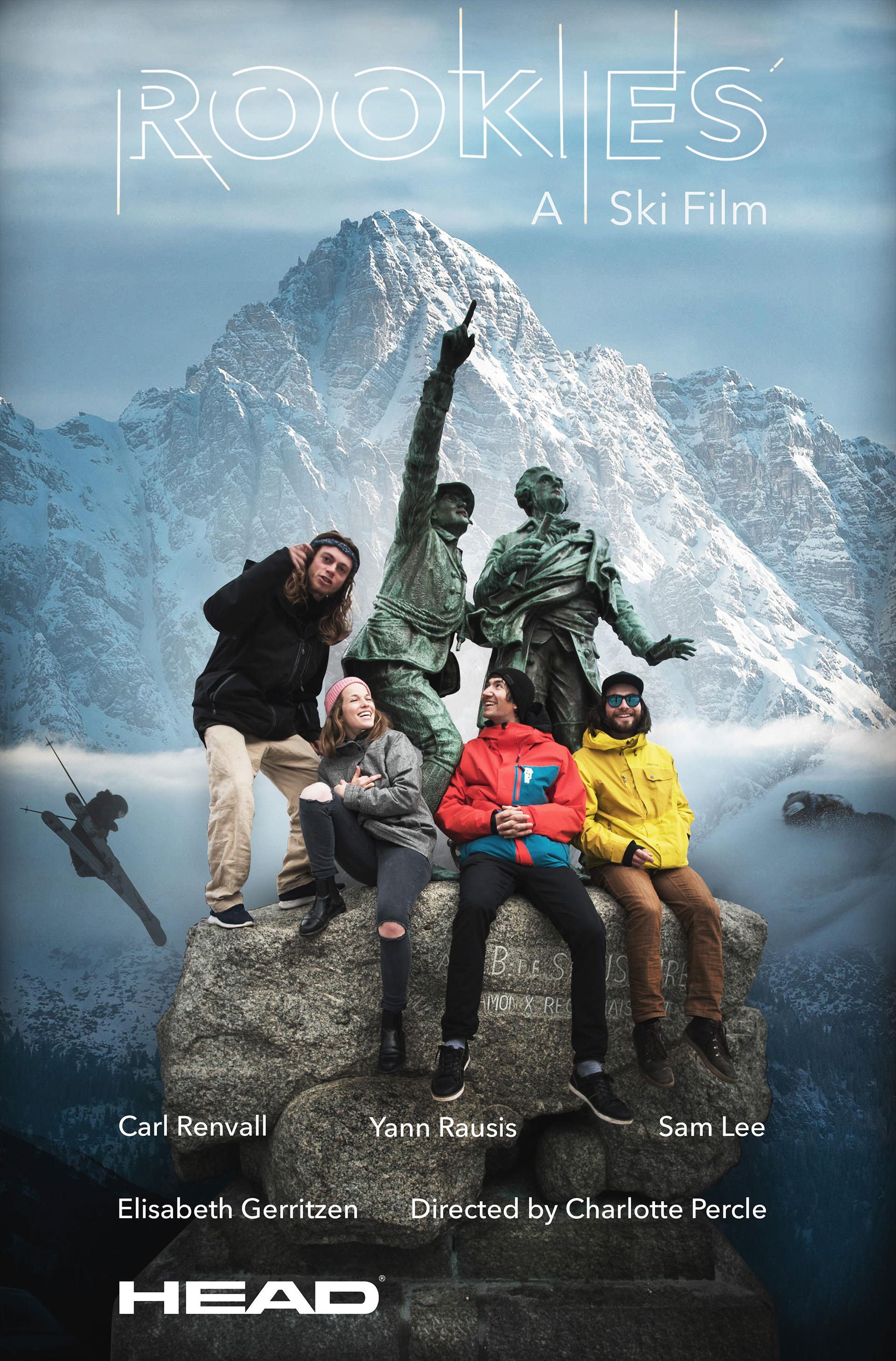 ski film poster