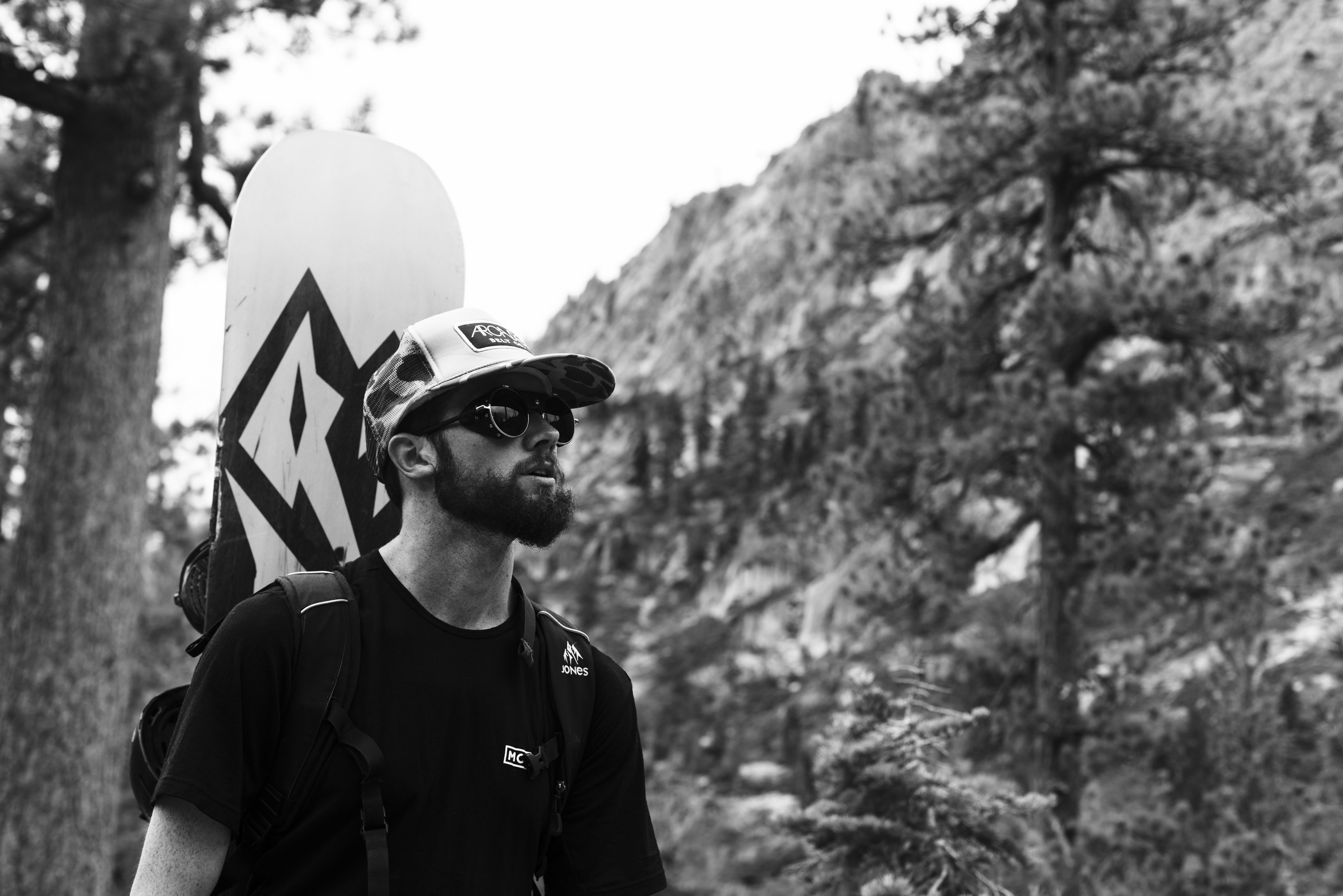 Garrett cygan snowboarder profile