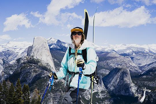 Kenzie Morris skier profile