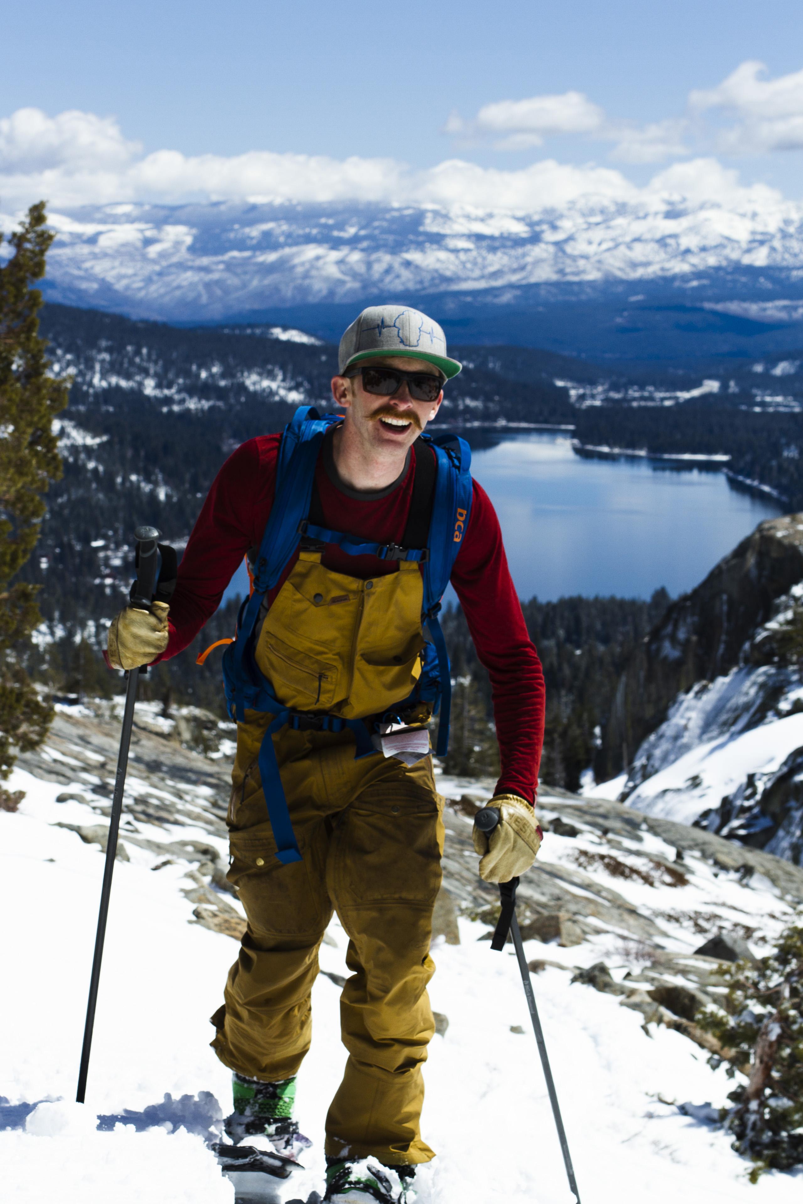brian stenerson hiking