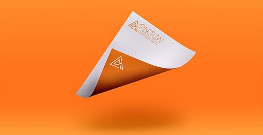 pacrav branding full logo and icon