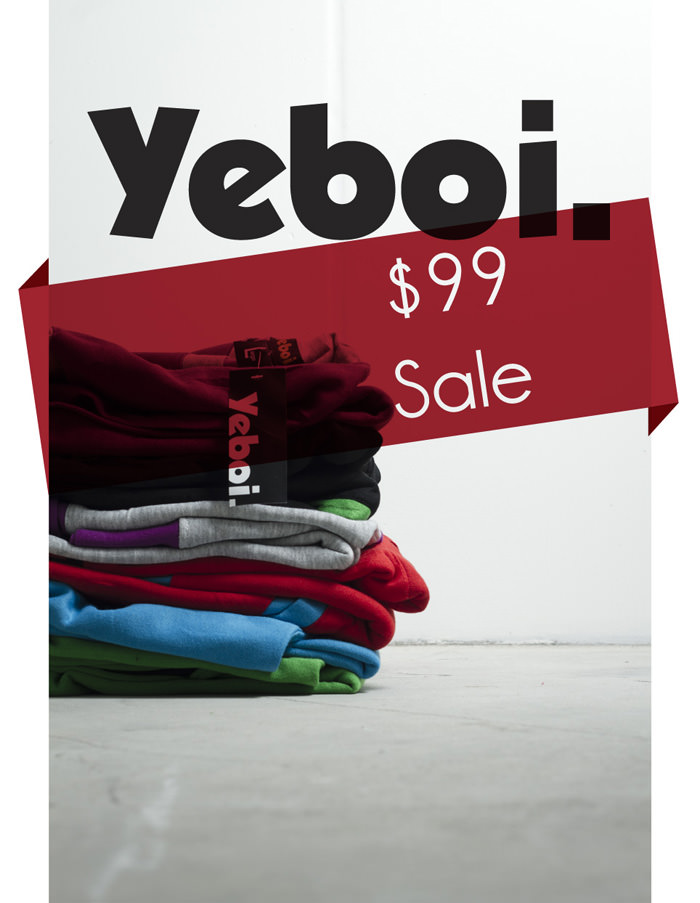 yeboi sale designs