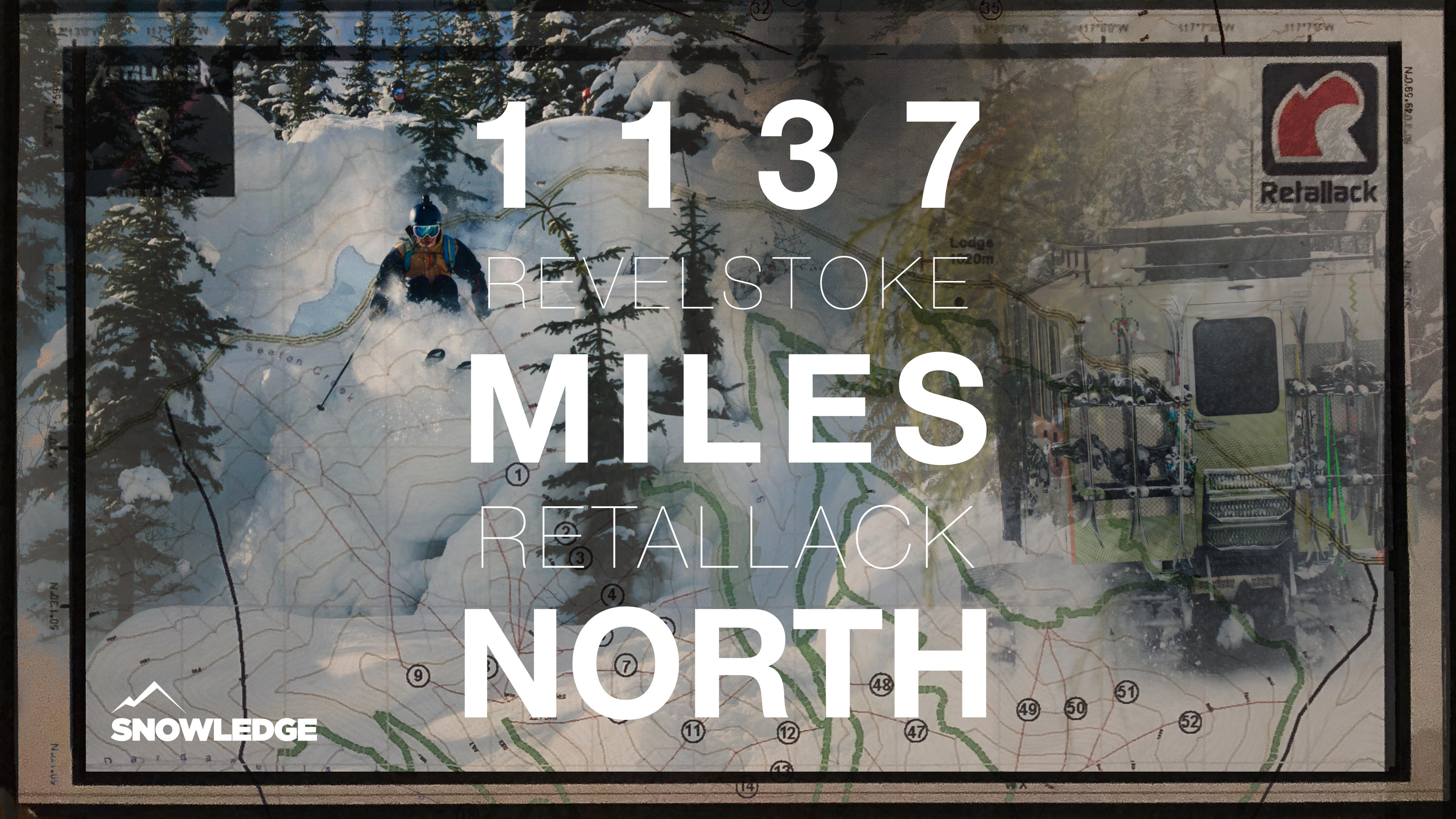 1137 miles nort a ski adventure film title card