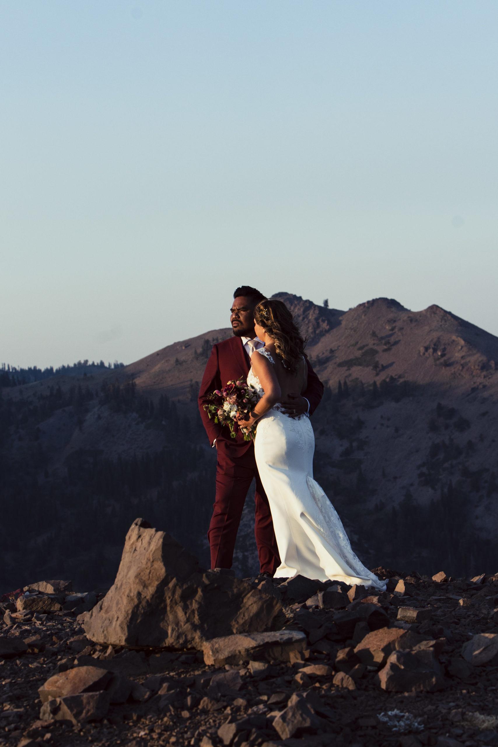 outlook wedding photo